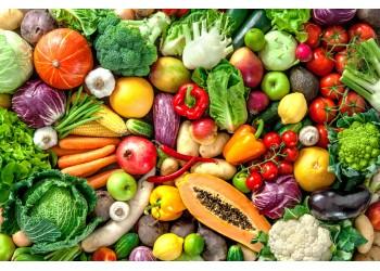 Kışın sağlık deposu meyve ve sebzeler;